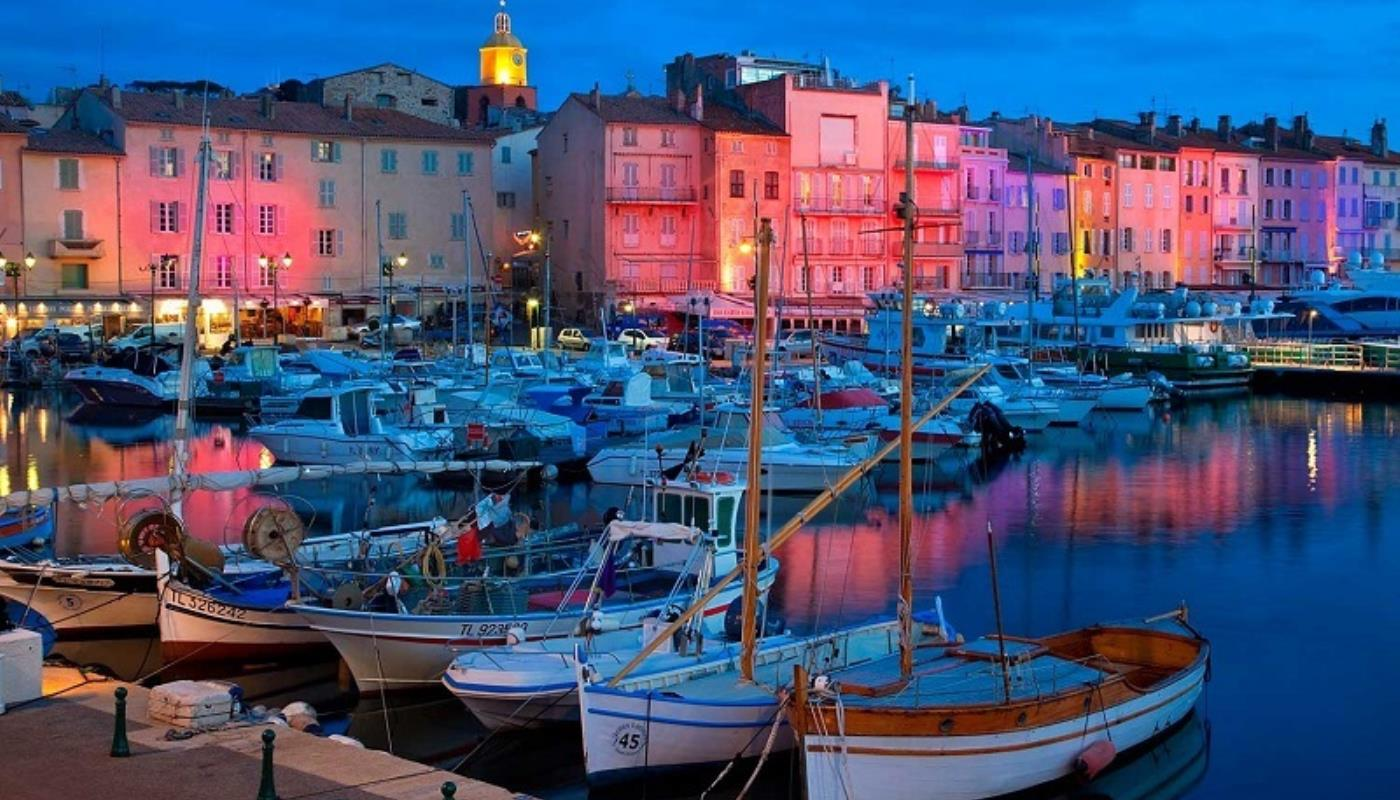 New Year Eve in St.Tropez