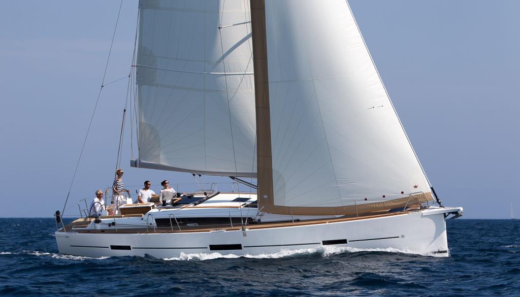 Dufour 460 GL per il tuo charter a vela